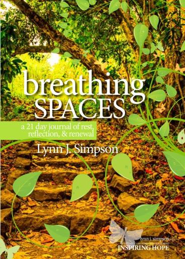 BreathingSpacesJournalBook